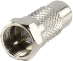 Zilveren Oks Valueline FC-034 kabeladapter/verloopstukje