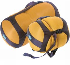 Sea to Summit - Ultra-Sil Compression Sack - Pakzak maat L, blauw/zwart/purper