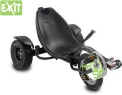 Zwarte EXIT Go-kart EXIT Triker Pro 50 black, Geschikt voor kinderen vanaf 3 jaar