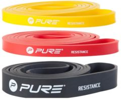 Gele Pure 2 Improve Pure 2I Resistance Bands Set Of 3 Yellow