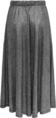 Zilveren Only Onlmirna Glitter Skirt Jrs 15216706 Black/silver Glitter