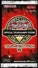YuGiOh! - Konami Yu-Gi-Oh! tournament pack 15 boosterpack - SEALED - ENG - yugioh kaarten - yu gi oh trading cards - Viros.nl