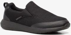 Skechers 52885 BK heren sneakers - Zwart - Maat 46