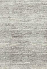 Impression Rugs Design Collection Loft Effen Grijs vloerkleed Laagpolig - 80x150 CM