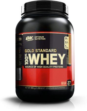 Afbeelding van Optimum Nutrition 100% Whey - Eiwitpoeder / Eiwitshake - 908 gram - Chocolate Peanut Butter
