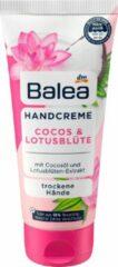 Balea Handcrème Cocos & Lotusblüte - kokos & lotusbloem (100 ml)