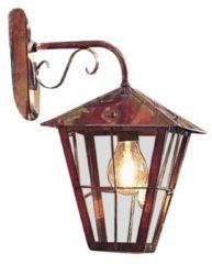 Konstsmide Fenix Down 432-900 Buitenlamp (wand) Energielabel: Afhankelijk van de lamp Spaarlamp, LED E27 100 W Koper