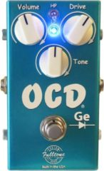 Fulltone, Custom Shop, Overdrive effect pedaal