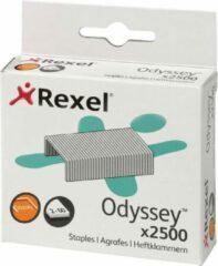 6x Rexel nietjes Odyssey