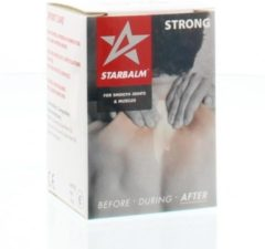 Star Balm Wit - Spierbalsem - 25 g - Voor/tijdens/na het Sporten