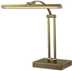 Freelight Tafellamp Matisse H 48 cm B 34 cm brons