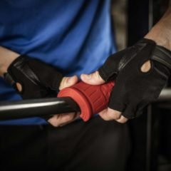Oranje Harbinger Fitness Big Grip Bar Grips