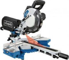 Scheppach HM216 Afkortzaag / Verstekzaag - Met Laser - 2000W - Ø216mm