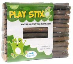 Happy Pet Play Stix Wilgenbrug Houtkleur - Speelgoed - 46x30 cm