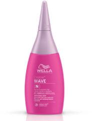 Wella Professionals Permanentes Styling Creatine+ Wave Perm Emulsion (N) Normales und wiederspenstiges Haar 75 ml