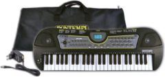 Bontempi Spa Digitaal keyboard - 49 Midi Toetsen + Adaptor + Tas