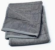 Esprit Frottier-Handtuch mit Lurexstreifen