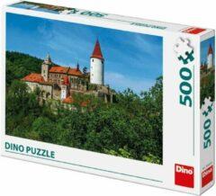 Dino Toys Dino Puzzel Kasteel Křivoklát 500 stukjes