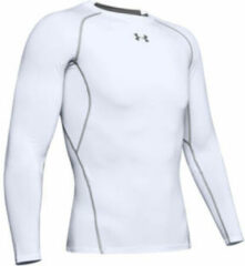 Under Armour - UA HG Armour L/S - Compressieondergoed maat XXL - Regular, zwart