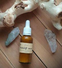 Handgemaakt in Nederland Biologische liftende serum, NutriLift, voor droge en gevoelige huid, directe spanning op de huid, anti-oxidant serum, natuurlijke ingrediënten 30ml