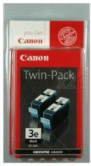 CANON BCI-3EBK inktcartridge zwart standard capacity 2-pack