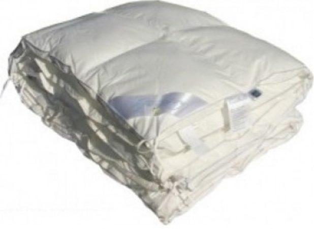 Afbeelding van Witte ISleep Heavenly 4-Seizoenen Dekbed - Kunstdons - Tweepersoons - 200x200 cm - Wit