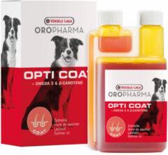 Versele-Laga Oropharma Opti Coat Omega-3 & Caroteen - Voedingssupplement - Huid - Vacht - 250 ml
