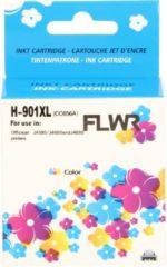 Pixeljet - Inktcartridge / Alternatief voor de HP 901XL / Kleur