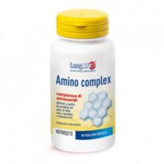 Longlife Amino Complex integratore alimentare per il metabolismo delle proteine 60 tavolette