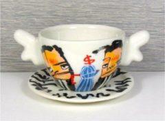 Selwyn Senatori - Coffee cup Espresso Boys