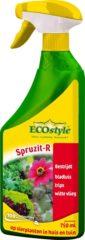 Groene ECOstyle Spruzit-R - Spray tegen bladluis, trips en witte vlieg - 750 ml