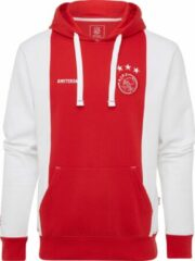 Ajax Hooded Sweater Junior - Maat L - Rood