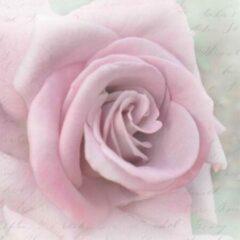 Sagen vintage design, Rose Letter papieren servetten
