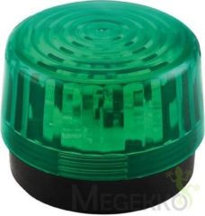 Velleman HAA100GN Signaallamp LED Groen Flitslicht 12 V/DC