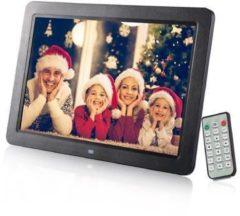 Intenso Photo Base Digitale fotolijst 20.3 cm 8 inch 800 x 600 pix Zwart