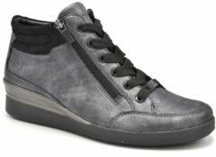 Grijze Sneakers Lazio Highsoft 43303 by Ara