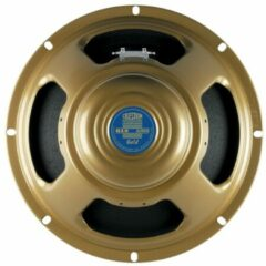 Celestion G10 Gold-8 Alnico gitaar luidspreker 10 inch 40W 8 ohm