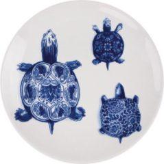 Blauwe ROYAL DELFT - Wunderkammer - Bord 24cm