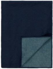 Tagesdecke 'Quilty Night' PIP Dark blue