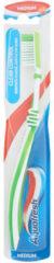 Aquafresh Tandenborstel clean control medium (1 Pakje van 1 stk)