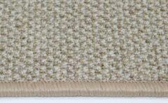 Prima vloerkleden Wollen vloerkleed Barbara donker beige 120x170cm