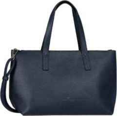 Tom Tailor handtas marla Donker blauw-one Size