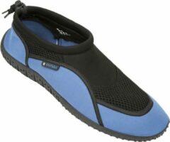 Cool Shoe Waterschoenen Skin 2 Junior Neopreen Zwart/blauw Mt 30