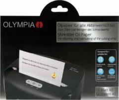 Witte Olympia 9130 papierversnipperaaraccessoire Smeerolie 12 stuk(s)