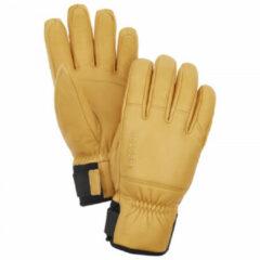 Hestra - Omni 5 finger - Handschoenen maat 7, oranje/beige