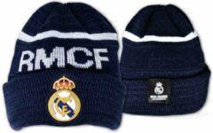 Merkloos / Sans marque Real Madrid - Muts RMCF - Volwassenen - Blauw