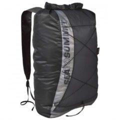 Grijze Sea to Summit - Ultra-Sil Dry Daypack 22L - Dagbepakking maat 22 l zwart/grijs