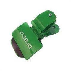 Groene Brabo Brabo Fietsklem Lime groen BA6001-Montagestandaard-Uni-Maat--Lime groen