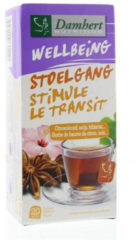Damhert Tea Time Stoelgang (20st)