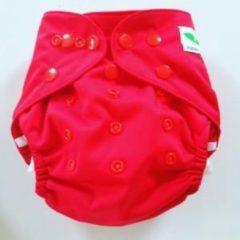 O6 One Size Overbroekje rood